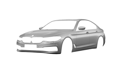 Цвета кузова 5 Series iPerformance (G30)